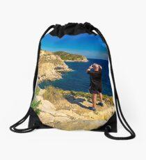 Location scouting Drawstring Bag