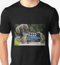 Squirrels go Nuts in may Unisex T-Shirt