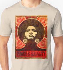 Angela Davis poster 1971 Unisex T-Shirt
