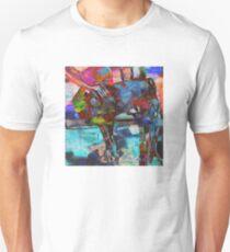 Coloured Legs III Unisex T-Shirt