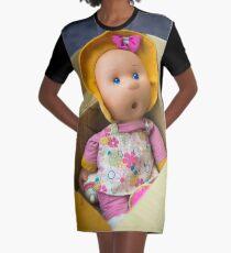 Sally's got a gum. Graphic T-Shirt Dress
