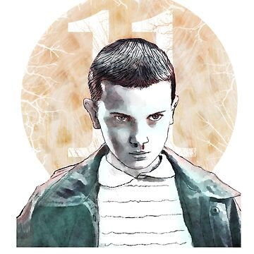 Eleven - Stranger Things - 11 by samaritan100
