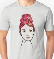 audrey hepburn drawing T-Shirt