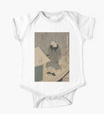 Onoe Baiko - Toyokuni Utagawa - 1825 One Piece - Short Sleeve