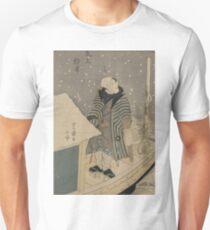 Onoe Baiko - Toyokuni Utagawa - 1825 Unisex T-Shirt