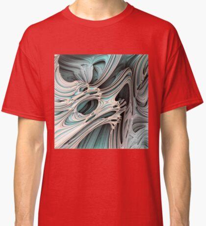Cosmic creature #Fractal Classic T-Shirt