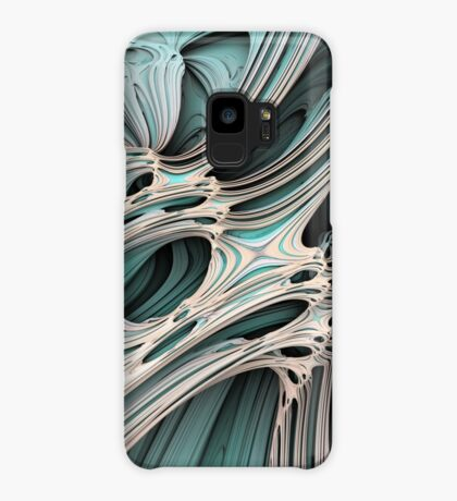 Cosmic creature #Fractal Case/Skin for Samsung Galaxy