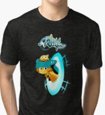 Wakfu Raider Tri-blend T-Shirt