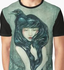 'Oracle of the sodden raven' Graphic T-Shirt