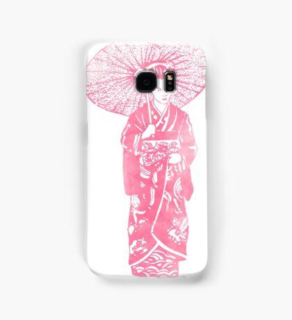 geisha 01-4 Samsung Galaxy Case/Skin