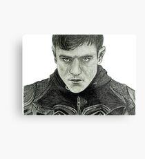 Iwan Rheon Metal Print