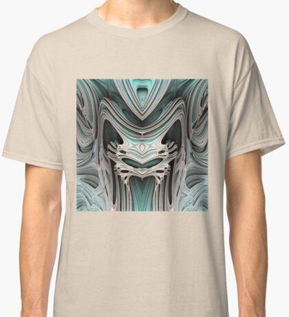 Cosmic creature #Fractal B Classic T-Shirt