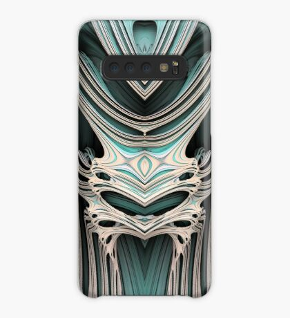 Cosmic creature #Fractal B Case/Skin for Samsung Galaxy