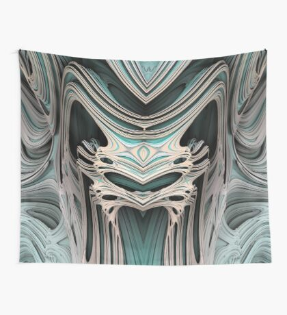 Cosmic creature #Fractal B Wall Tapestry