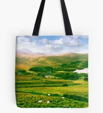 old Dunlewy church in beautiful Donegal  Tote Bag