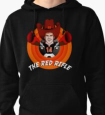 The Red Rifle Pullover Hoodie