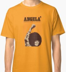 Angela Davis - Portait Of A Revolutionary Classic T-Shirt