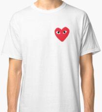 Commes Des Garcons - PLAY Classic T-Shirt
