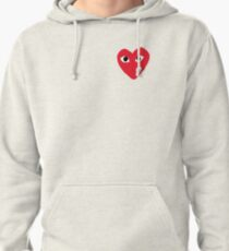 Commes Des Garcons - PLAY Pullover Hoodie