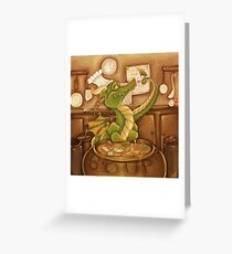 Sous Chef Greeting Card