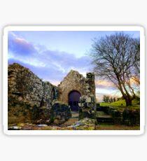 Dungiven Priory, Northern Ireland Sticker