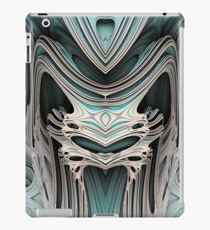 Cosmic creature #Fractal B iPad Case/Skin