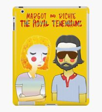 Margot& Richie ♥ iPad Case/Skin