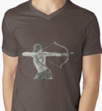 Tomb Raider v2 Mens V-Neck T-Shirt