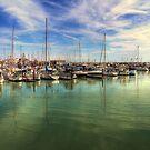 Ramsgate Marina  by larry flewers