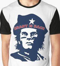 Tom Brady - Brady is Back Graphic T-Shirt