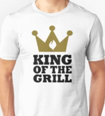 King of the grill crown T-Shirt