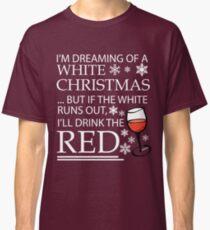White Christmas Classic T-Shirt