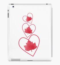 I Love Canada iPad Case/Skin