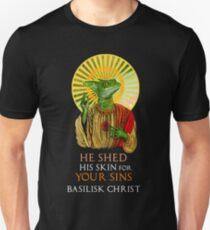 Basilisk Christ Unisex T-Shirt