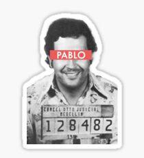 Pablo Emilio Escobar Gaviria Sticker