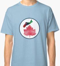 I Love Nova Scotia Canada Classic T-Shirt