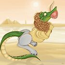 Ammit by MishMonster