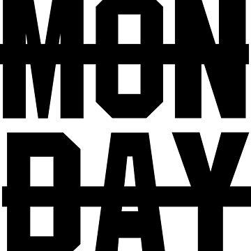Niall Horan Tee - Monday by shiningdown321