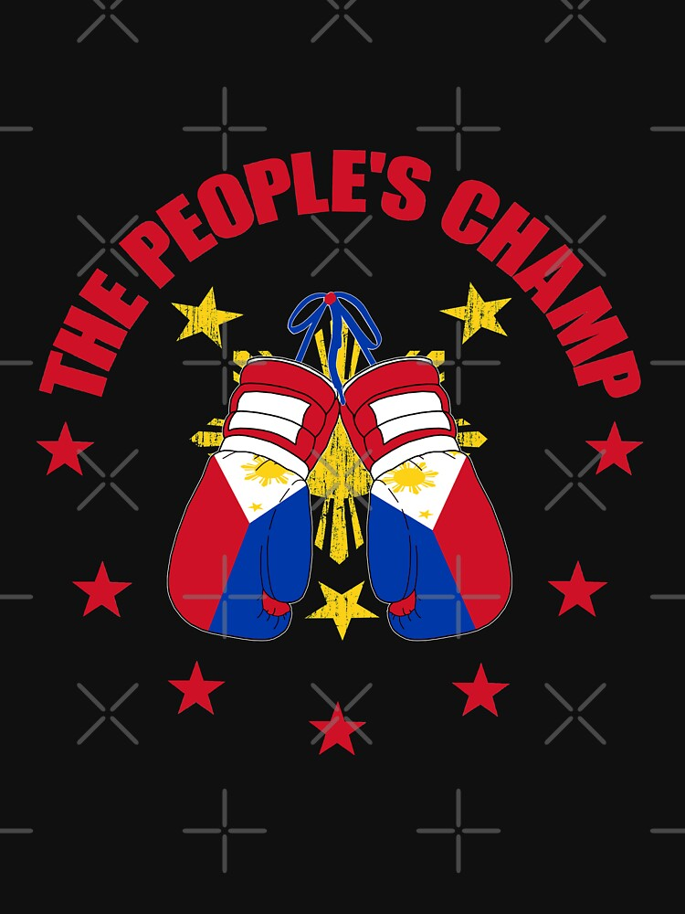 The People's Champ Boxing by EthosWear