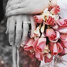 Wedding bouquet by bubblehex08