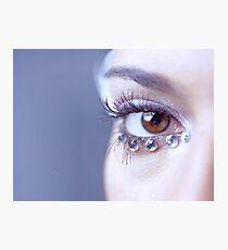 Jeweled Eye Photographic Print