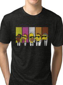 Mr Yellow Tri-blend T-Shirt