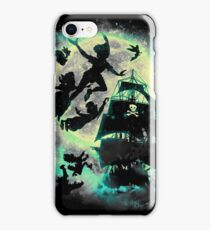 A ship to Neverland iPhone Case/Skin