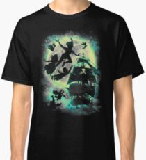 A ship to Neverland Classic T-Shirt