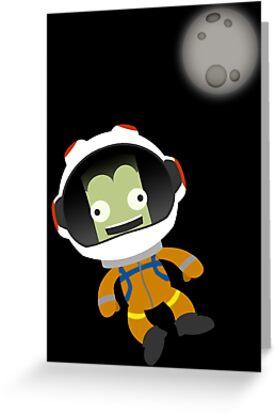 Mún or Bust! Kerbal Space Program by Steampunkd