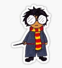 Tiny Harry Sticker