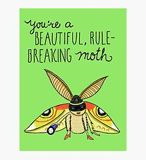 Leslie Knope compliment Photographic Print