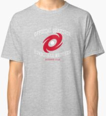 Official Survivor Hurricane Matthew Classic T-Shirt