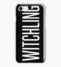 witchling iPhone Case/Skin