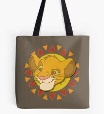 König der Löwen - Simba Head Tasche